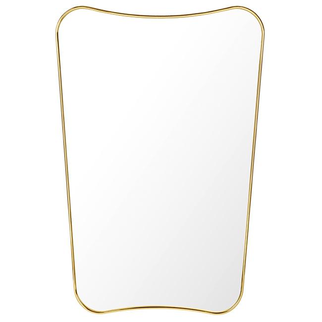 Gubi specchio da parete rettangolare f for Specchi da parete amazon