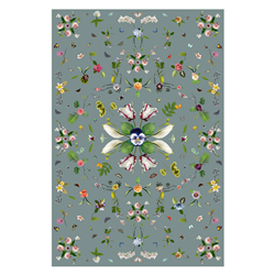 MOOOI CARPETS tappeto GARDEN OF EDEN RECTANGLE Signature collection
