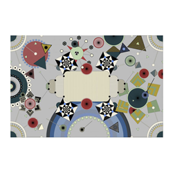 MOOOI CARPETS rug DREAMSTATIC Signature collection