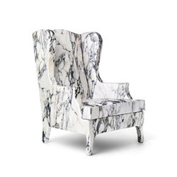 BALERI ITALIA armchair LOUIS XV GOES TO SPARTA