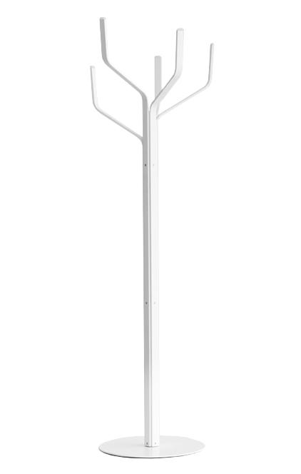 Appendiabiti A Terra.Lapalma Appendiabiti Da Terra Albero Bianco Metallo Verniciato