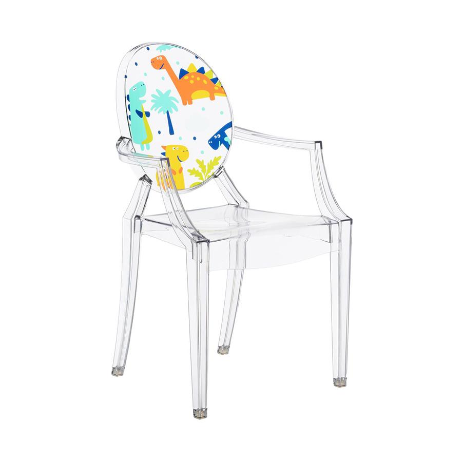 Lou Lou Ghost Children Chair Kartell