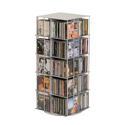 KRIPTONITE free-standing CD rack KROSSING ROTATING