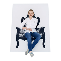 INNERMOST armchair CANVAS