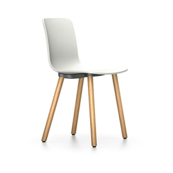 VITRA chair HAL WOOD