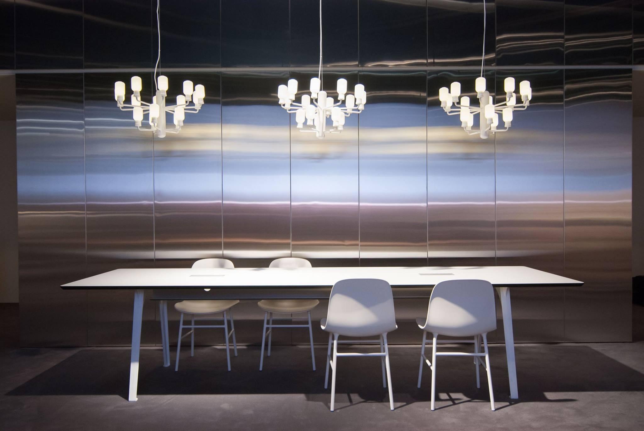 normann copenhagen lampada a sospensione amp chandelier. Black Bedroom Furniture Sets. Home Design Ideas