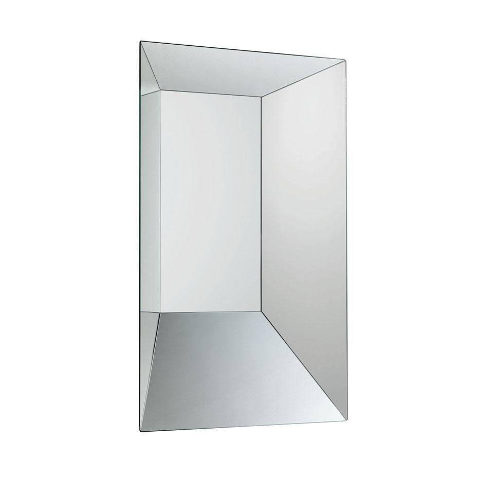 GLAS ITALIA specchio da parete LEON BATTISTA - MyAreaDesign.it