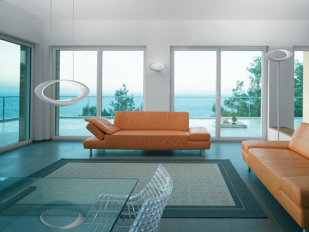 artemide lampada da terra cabildo a led. Black Bedroom Furniture Sets. Home Design Ideas