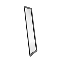 HORM wall or floor mirror BLACK YUME