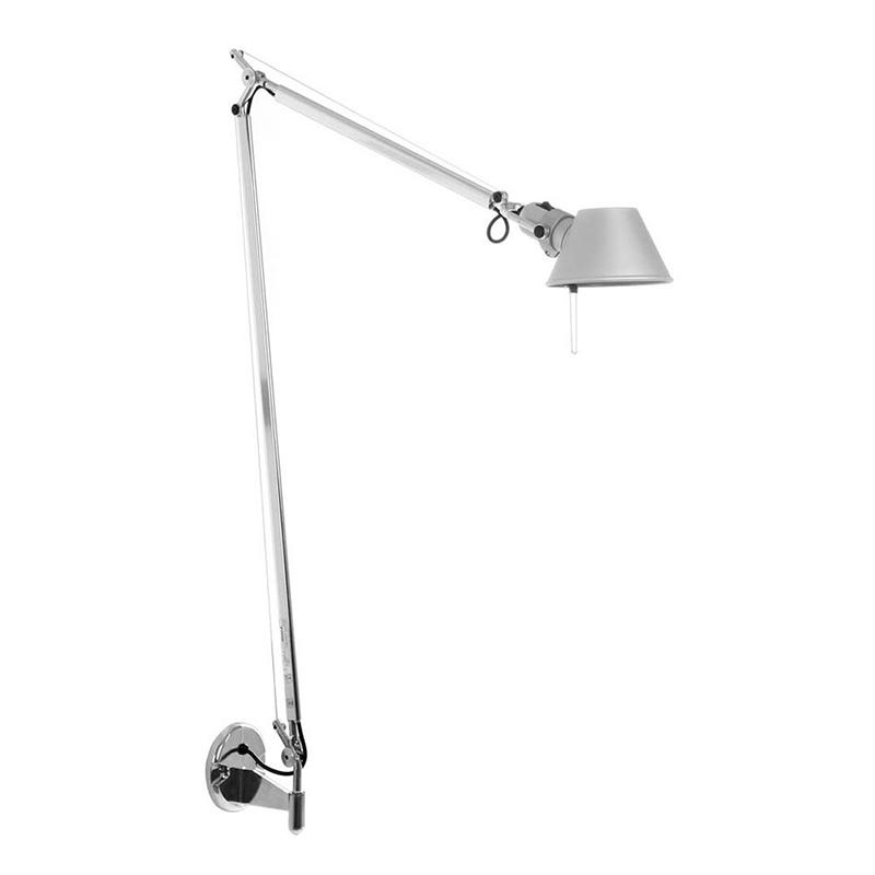 Artemide lampada da parete tolomeo braccio - Lampada parete artemide ...