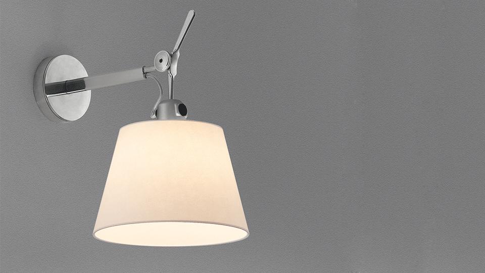 Artemide lampada da parete tolomeo diffusore 18 - Artemide lampade da parete ...