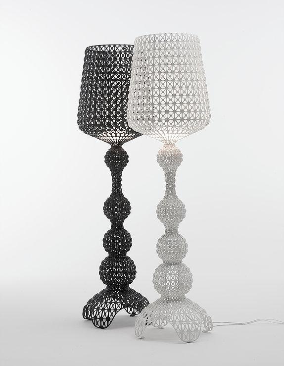 KARTELL outdoor floor lamp KABUKI LED - MyAreaDesign.it