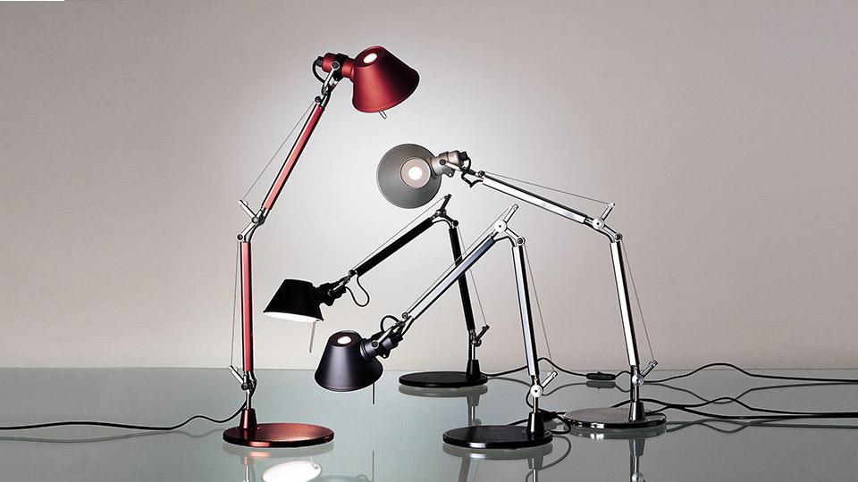ARTEMIDE lampada da tavolo TOLOMEO MICRO - MyAreaDesign.it