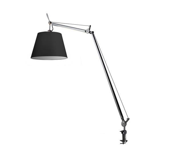 Artemide Lampada Da Tavolo Con Morsetto Tolomeo Mega A Led 3000k E Dimmer Ebay