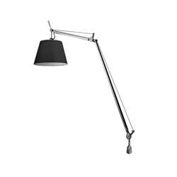 ARTEMIDE lampe de table TOLOMEO MEGA LED avec support de bureau fixe