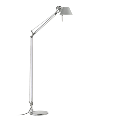 ARTEMIDE lamp TOLOMEO READING FLOOR
