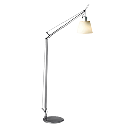 ARTEMIDE lamp TOLOMEO BASCULANTE READING FLOOR