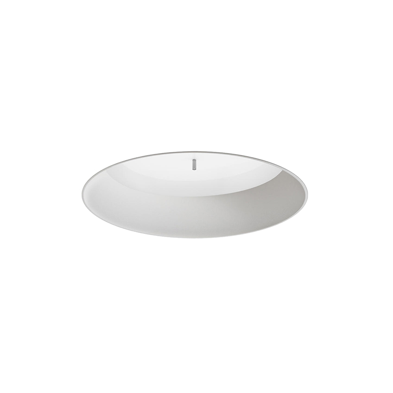 artemide lampe encastr e tagora recessed 570 le faisceau lumineux xf blanc 4000k aluminium. Black Bedroom Furniture Sets. Home Design Ideas