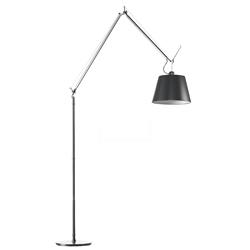 Incroyable ARTEMIDE Floor Lamp TOLOMEO MEGA LED Ø 32 Cm