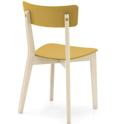 CONNUBIA set of 2 chairs JELLY CB/1528