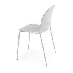 CONNUBIA CALLIGARIS set of 2 chairs ACADEMY CB/1663