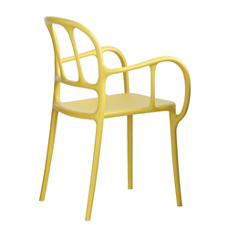 MAGIS set of 4 chairs MILÀ