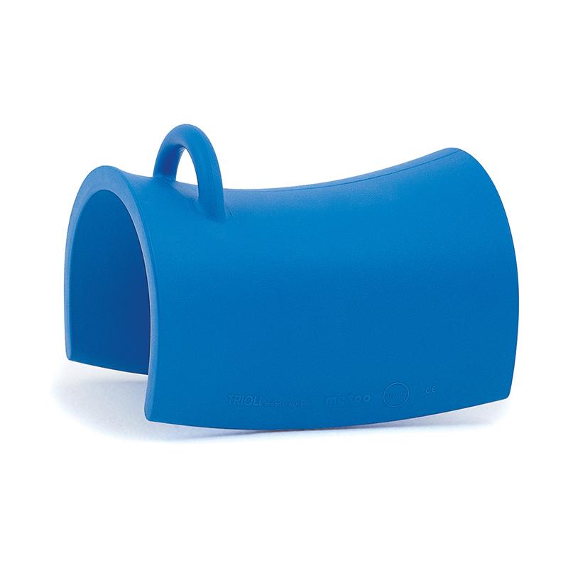 Magis sedia o cavallo a dondolo per bambini trioli blu polietilene - Sedia dondolo bambini ...