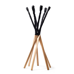 MOGG floor coat stand MATCH