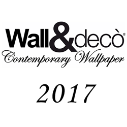 WALL & DECÒ carta da parati CONTEMPORARY WALLPAPER COLLECTION 2017