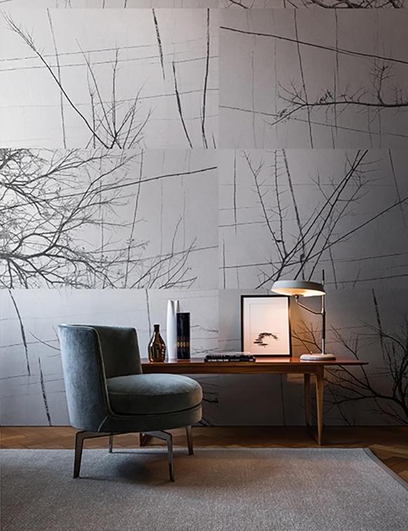 Wall Deco Papier Peint Contemporary Wallpaper Collection 2017