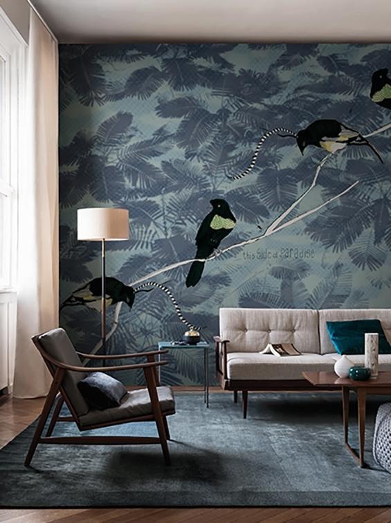 wall dec carta da parati contemporary wallpaper