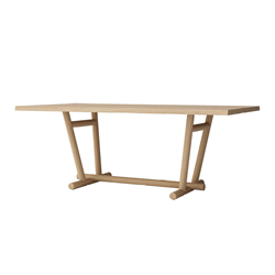 ALMA DESIGN table WOODBRIDGE H 75 cm