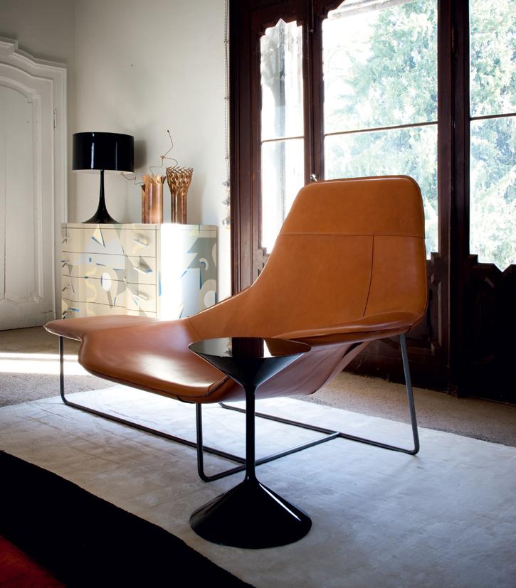 zanotta tavolino tempo. Black Bedroom Furniture Sets. Home Design Ideas