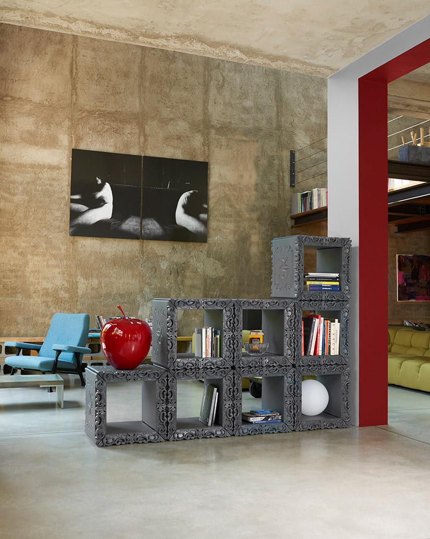 slide elemento modulare joker of love. Black Bedroom Furniture Sets. Home Design Ideas