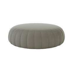 SLIDE pouf sgabello GELÉE GRAND