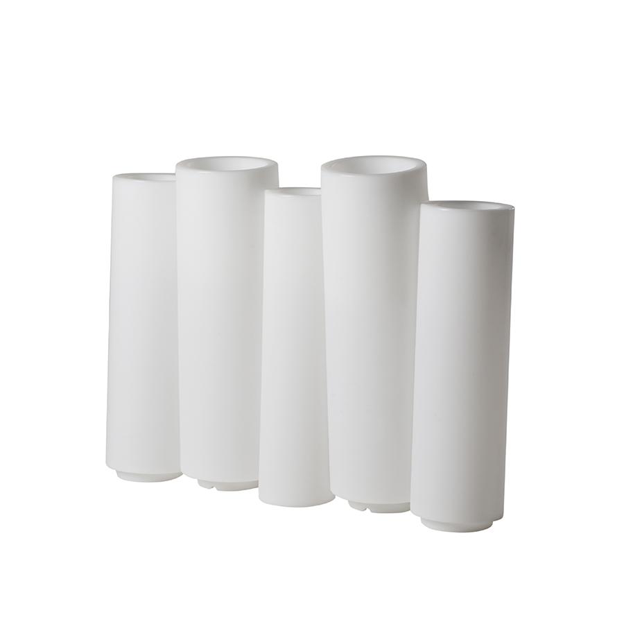 Slide vaso luminoso bamboo for Bambu in vaso prezzo