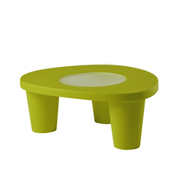SLIDE tavolino LOW LITA TABLE