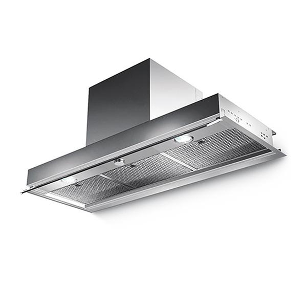 FABER built-in hood IN-NOVA COMFORT (90 cm - Stainless steel)