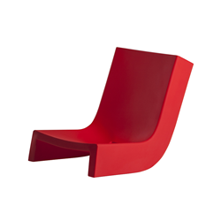 SLIDE lounge chair TWIST