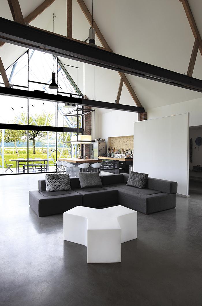 slide panca luminosa ypsilon per interni polietilene. Black Bedroom Furniture Sets. Home Design Ideas