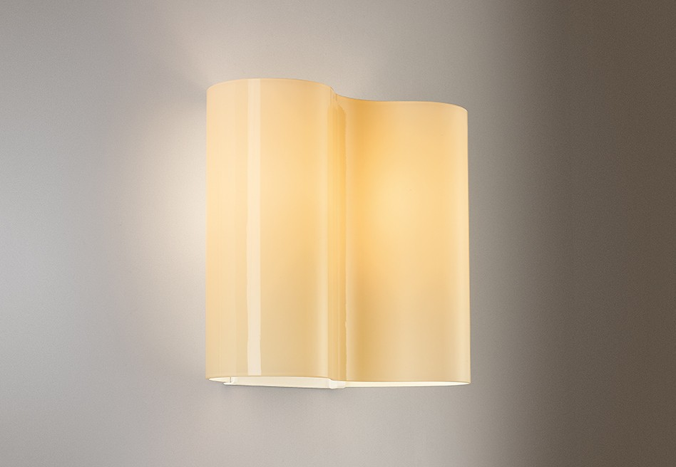 Plafoniere Da Parete Alternative : Foscarini lampada da parete double myareadesign