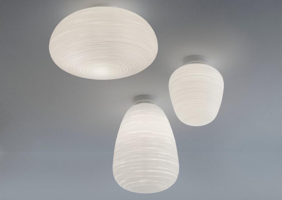 Plafoniere Foscarini : Foscarini lampada da soffitto rituals 2 myareadesign.it