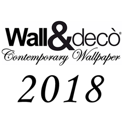 WALL & DECÒ carta da parati CONTEMPORARY WALLPAPER COLLECTION 2018