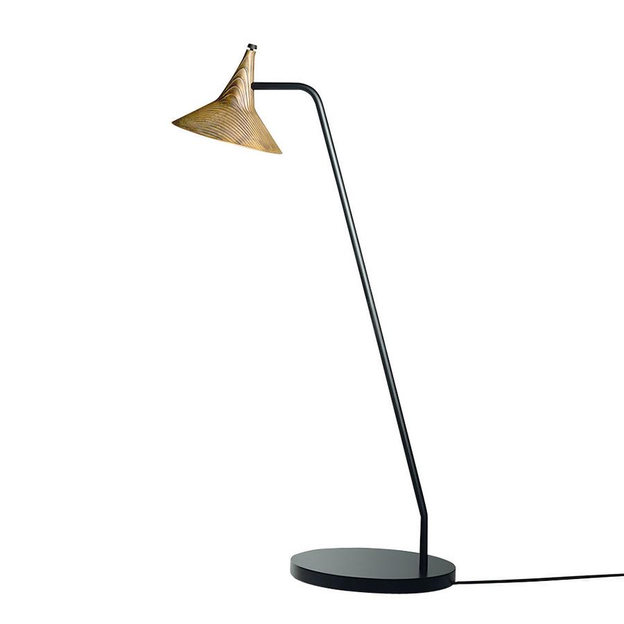 Lampada Da Scrivania In Ottone.Artemide Lampada Da Tavolo Unterlinden 3000k Ottone Anticato