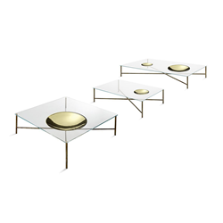 GALLOTTI&RADICE tavolino GOLDEN MOON