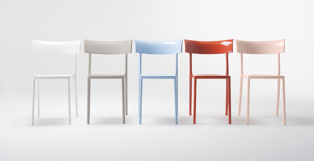 KARTELL set da 2 sedie CATWALK - MyAreaDesign.it