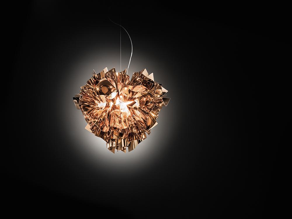 Large À Slamp Veli Coppercopper Lampe Suspension eWxCBdor