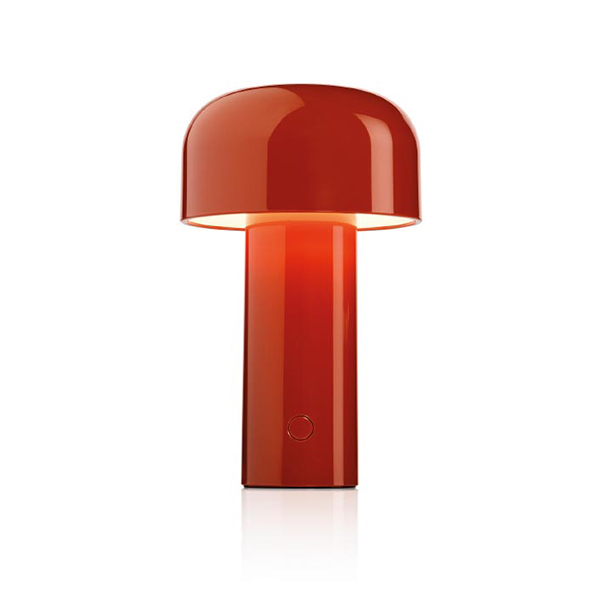 Flos lampada da tavolo senza fili ricaricabile bellhop - Lampada da tavolo senza fili ...