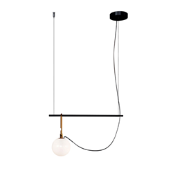 ARTEMIDE lampe à suspension NH1217 S1 14
