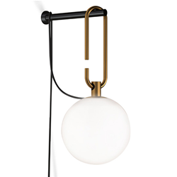 ARTEMIDE wall lamp NH1217 WALL
